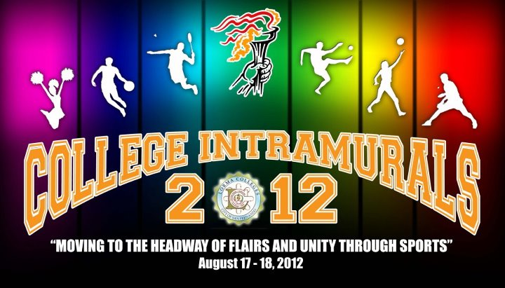 theme for intramurals 2012