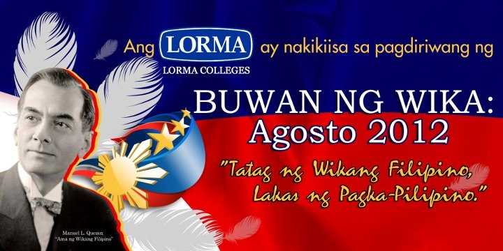 The Lorma Schools 187 Buwan Ng Wika 2012